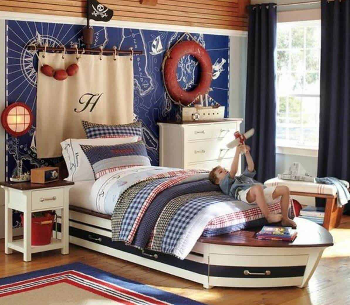 10 Creative Ideas for Kids Room Decor for Boys-3