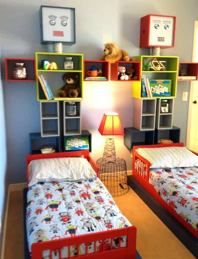 10 Creative Ideas for Kids Room Decor for Boys-8