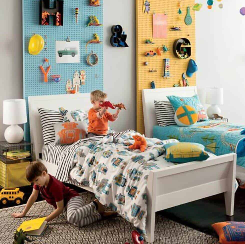 10 Creative Ideas for Kids Room Decor for Boys-9