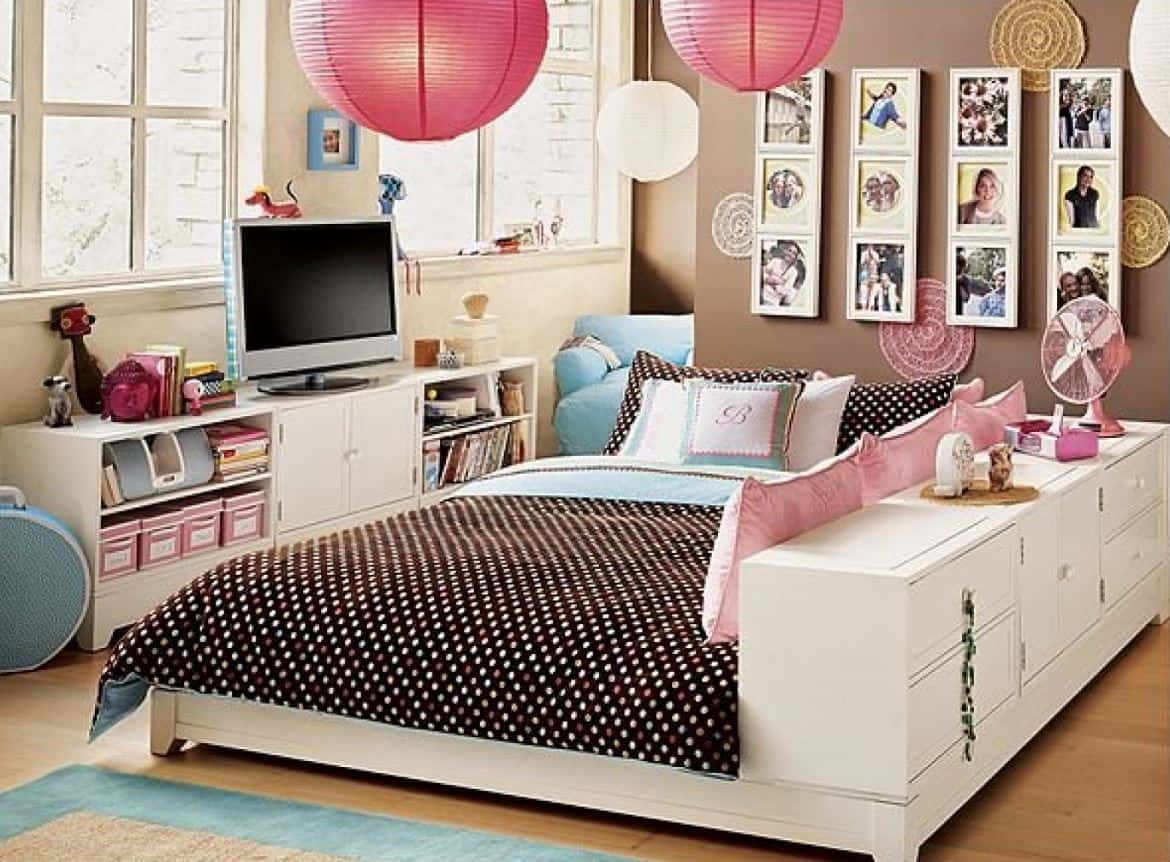 10 Creative Ideas for Kids Room Decor for Girls-10