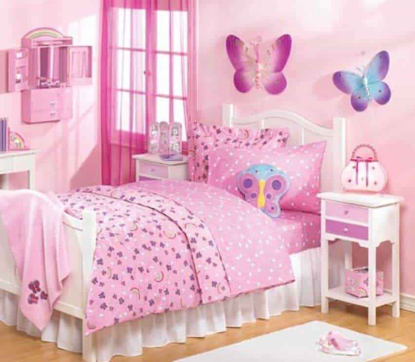 10 Creative Ideas for Kids Room Decor for Girls-2