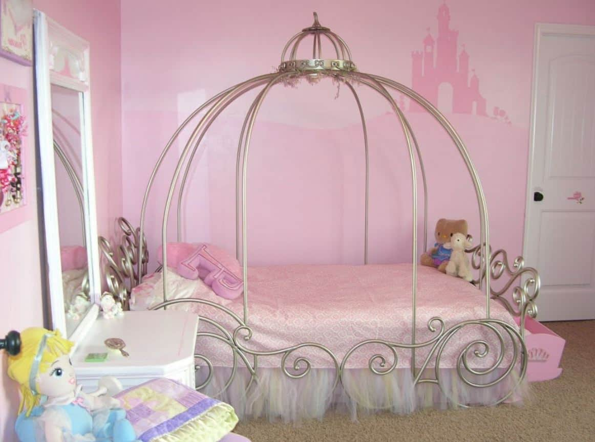 10 Creative Ideas for Kids Room Decor for Girls-3