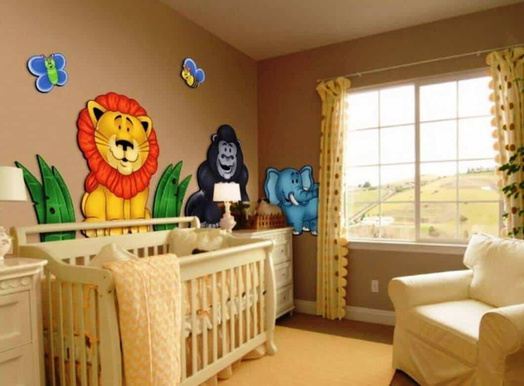10 Creative Ideas for Kids Room Decor for Girls-5