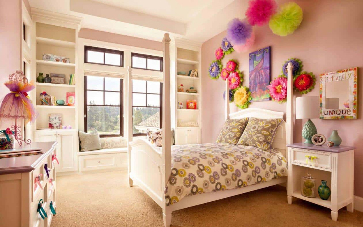 10 Creative Ideas for Kids Room Decor for Girls-6