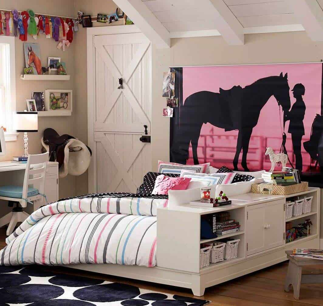 10 Creative Ideas for Kids Room Decor for Girls-7