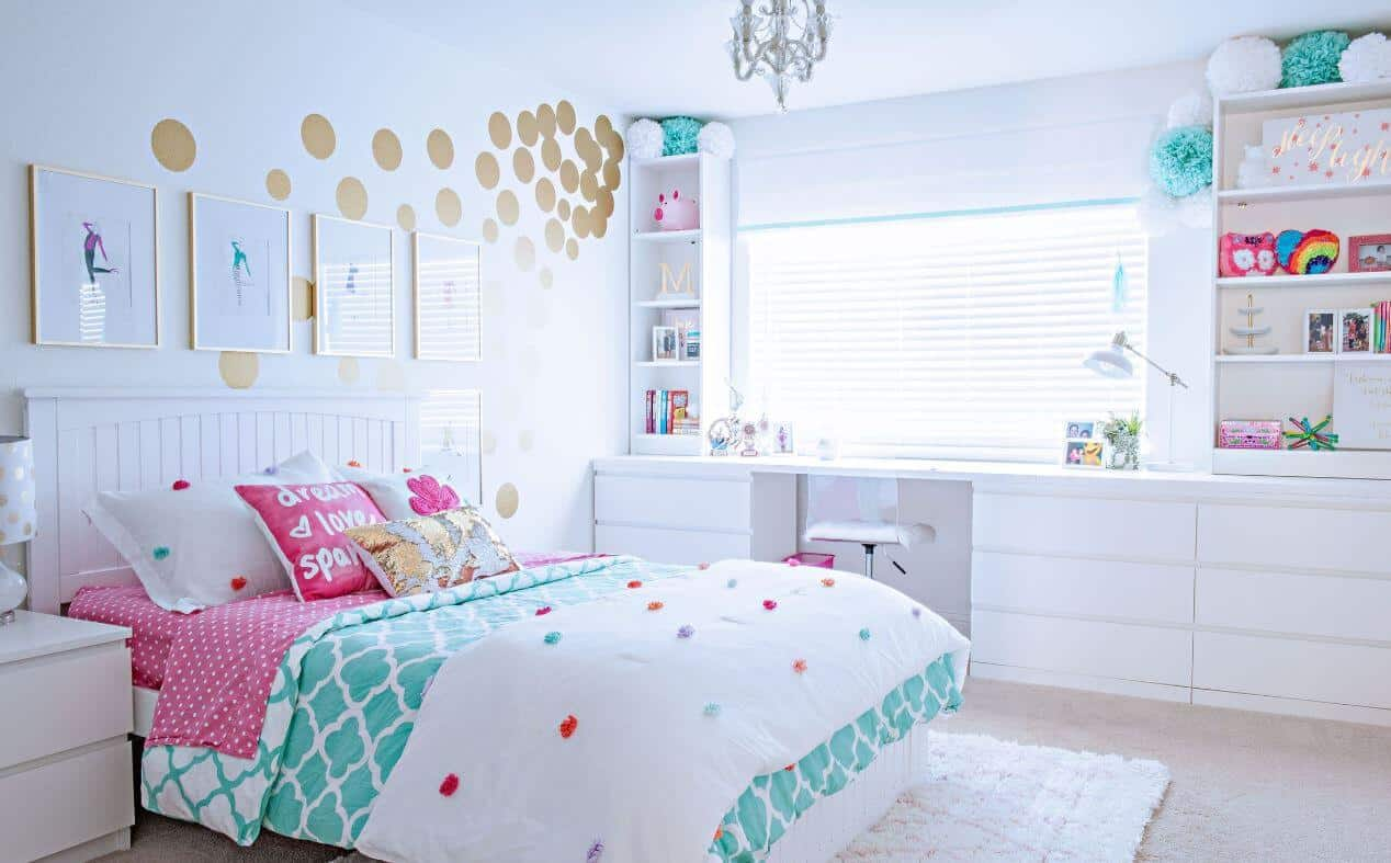 10 Creative Ideas for Kids Room Decor for Girls-9