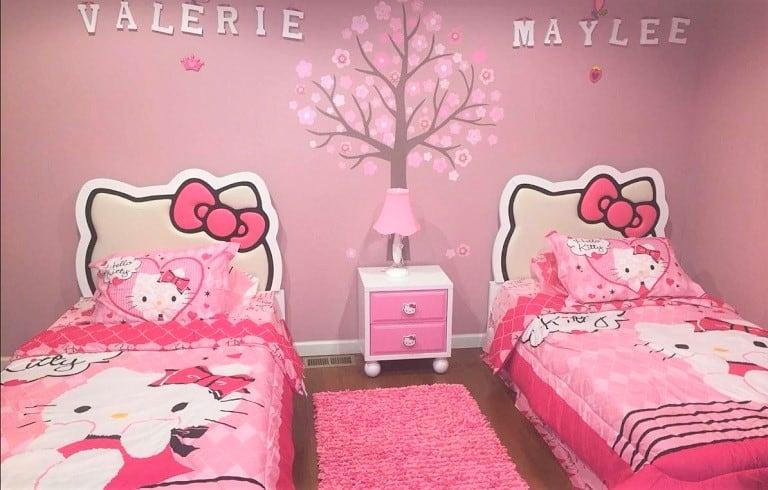 10 Creative Ideas for Kids Room Decor for Girls | BiggieTips.com