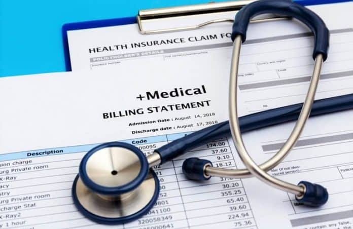 How to Deal with a Huge Medical Bill