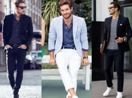 Top 8 Men's Styling, Trends, and Ideas