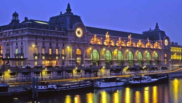 top-10-things-to-do-and-see-in-paris-france-8 Musée d'Orsay