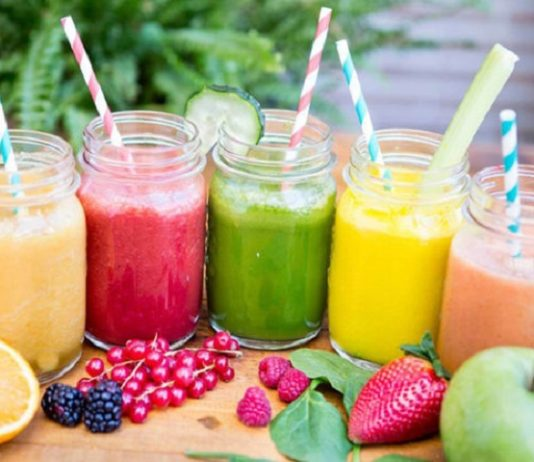 10 Healthy Smoothie Recipes to get you through your Day