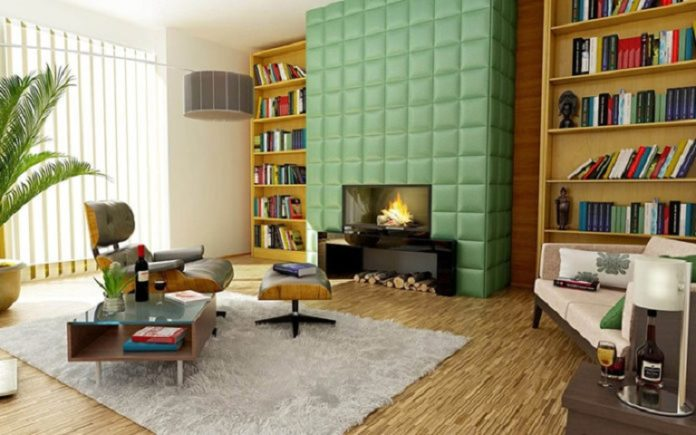 Fireplace Ideas that Delight