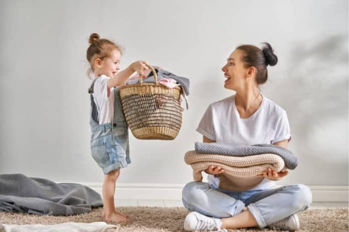 How to Train your Kids to Do House Chores