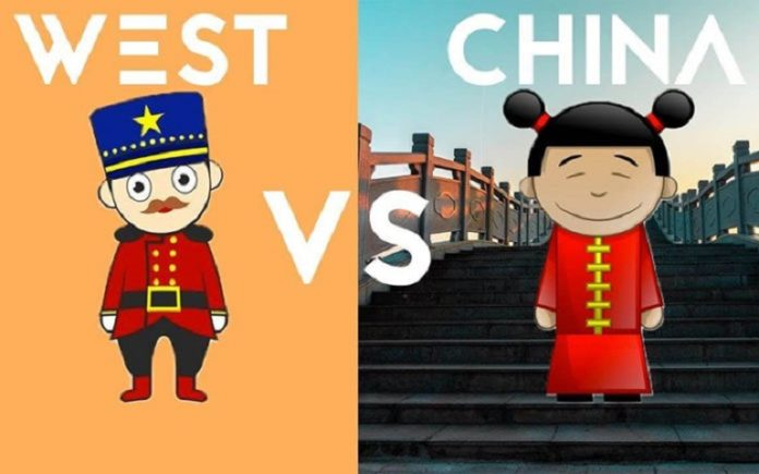How do Eastern and Western Cultures Differ