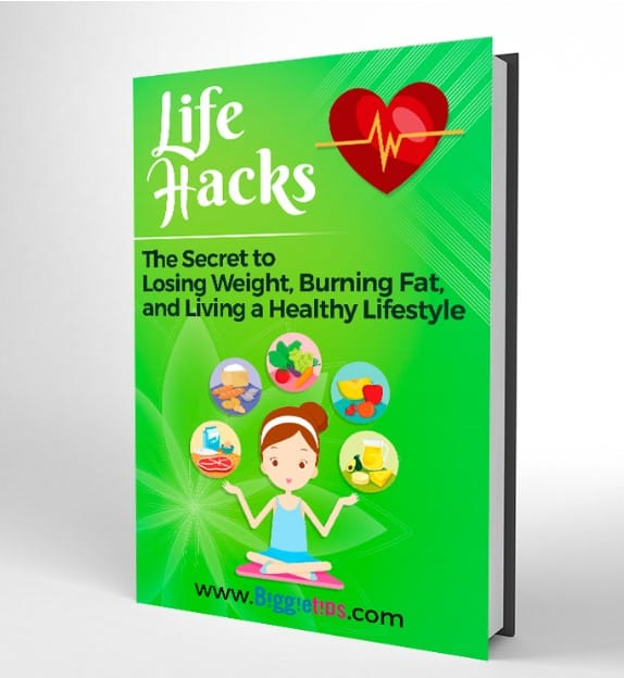 eBook The Secret to Losing Weight, Burning Fat, and Living a Healthy Lifestyle
