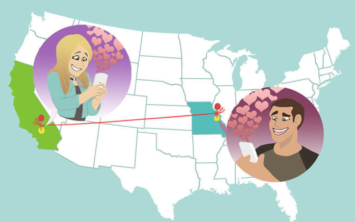 The Best Gifts for Long Distance Relationships