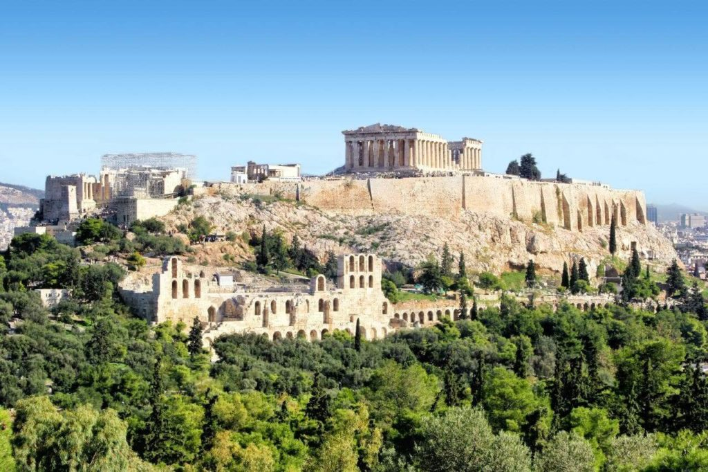 The Ultimate Greece Travel Guide- Acropolis