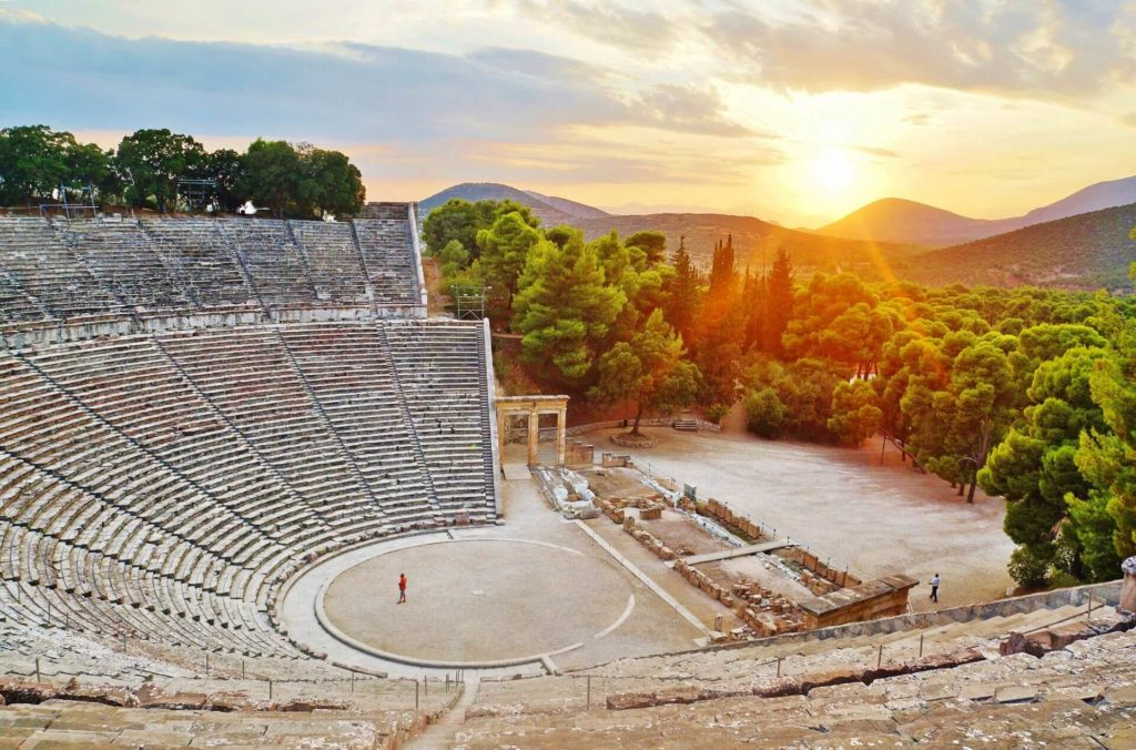 The Ultimate Greece Travel Guide- Epidaurus Theater