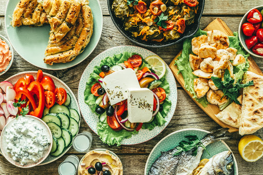 The Ultimate Greece Travel Guide-Greek Cuisine
