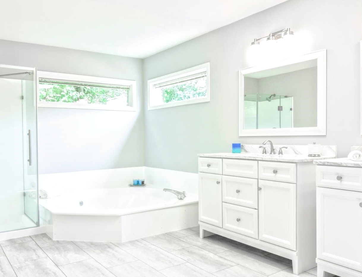 9 Lighting Ideas for Your Bathroom Design- Additional Light Above Your Vanity