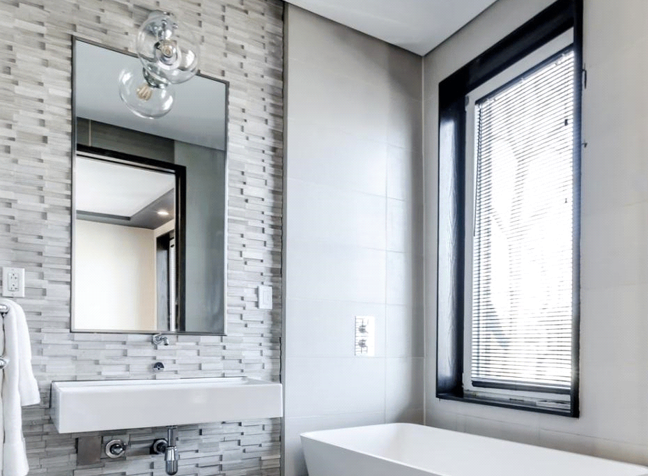 9 Lighting Ideas for Your Bathroom Design- Play with Wall Sconces