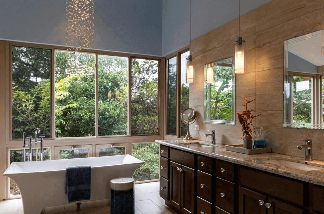 9 Lighting Ideas for Your Bathroom Design- Use Task Lighting