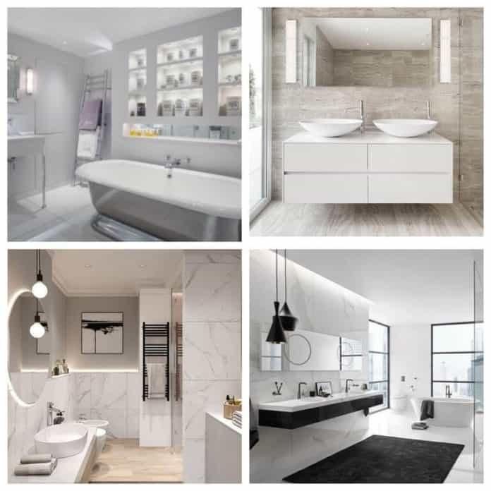 9 Lighting Ideas for Your Bathroom Design