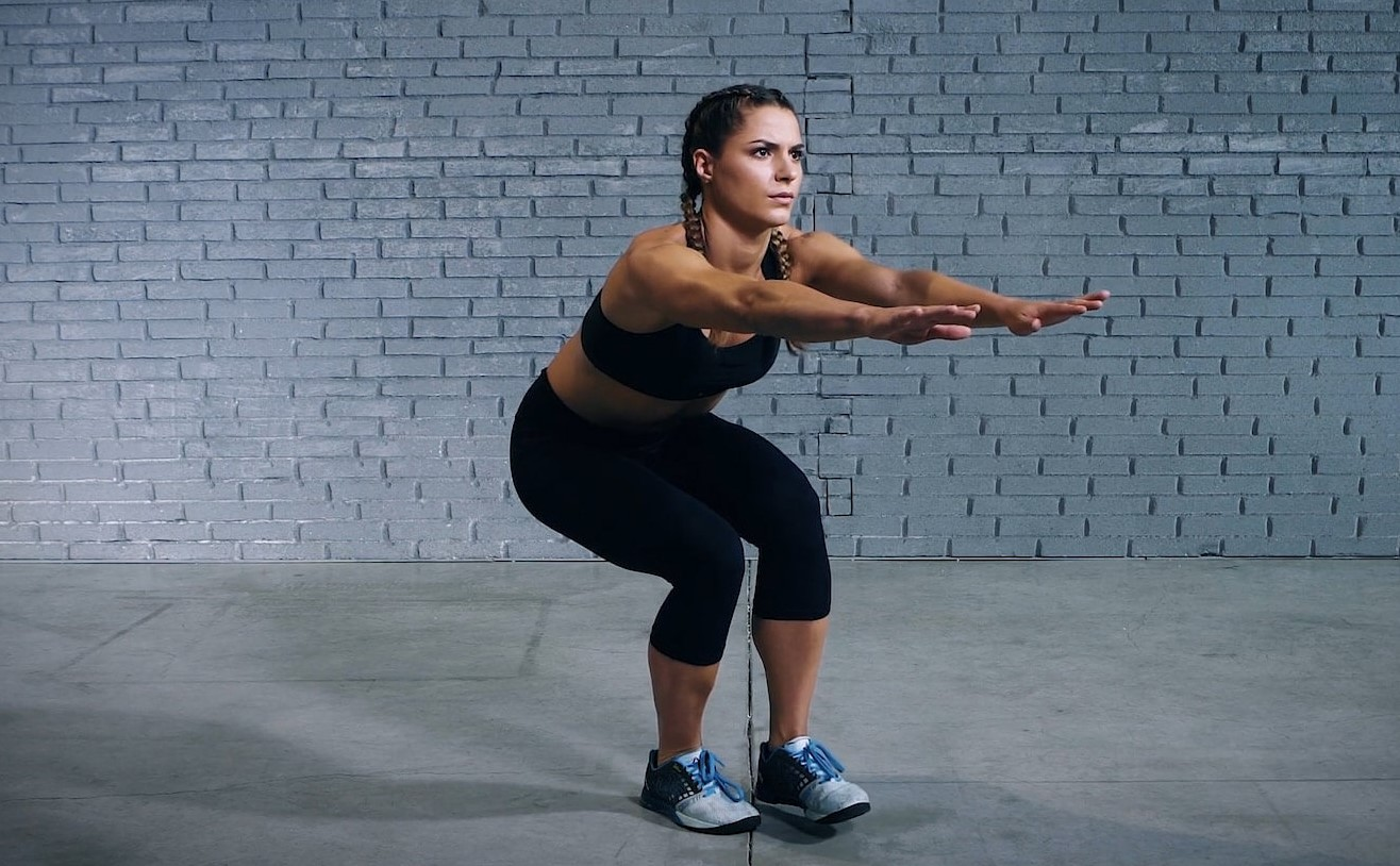 All you Need to Know About HIIT Workout-Bodyweight Squat
