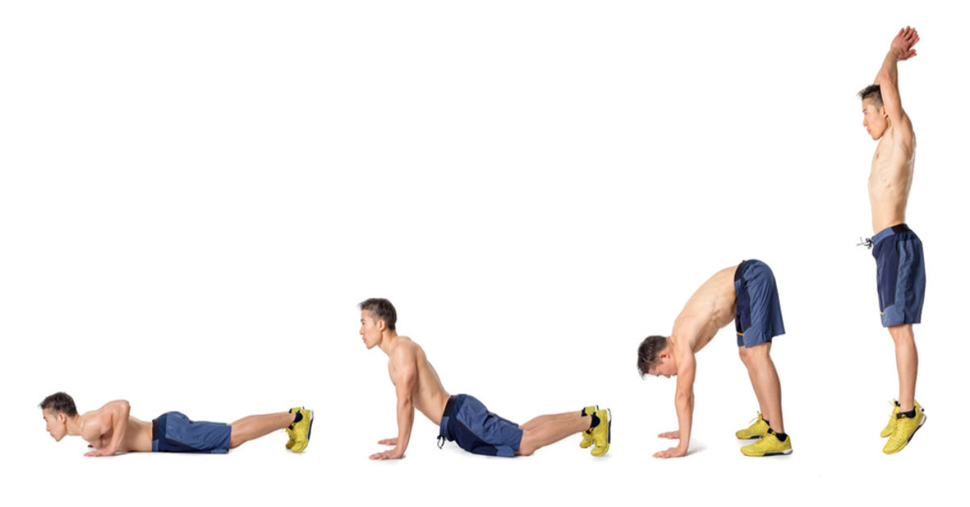 All you Need to Know About HIIT Workout-Burpees