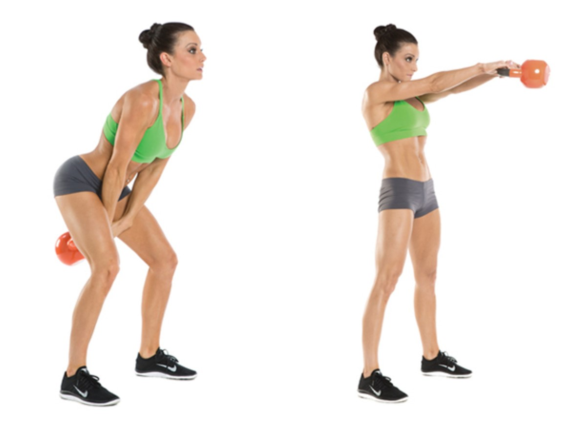 All you Need to Know About HIIT Workout-Kettlebell Swings