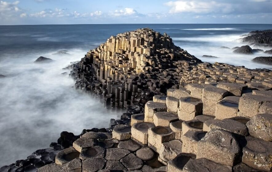 20 Weird Places around the World You Must Visit- Giant's Causeway