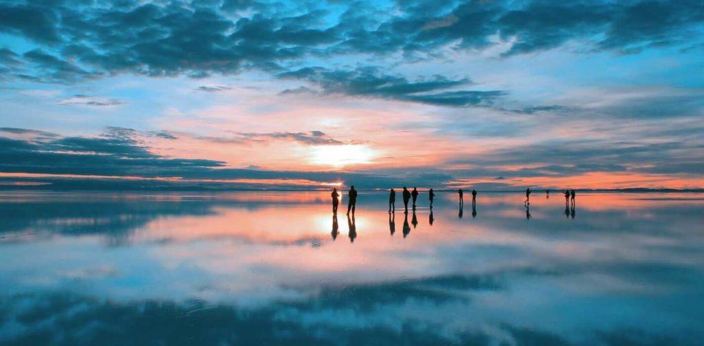 20 Weird Places around the World You Must Visit- Salar de Uyuni