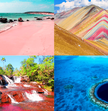 20 Weird Places around the World You Must Visit