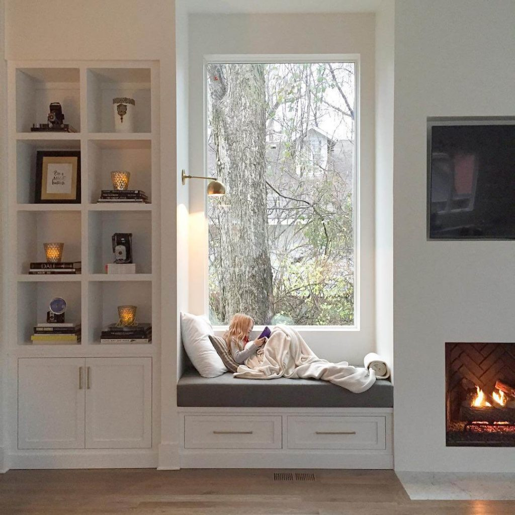 Interior Design Tips to Create the Perfect Reading Nook- Place it in a Corner or Small Space