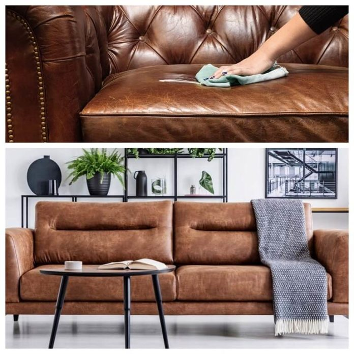 How to Take Care of Leather Furniture