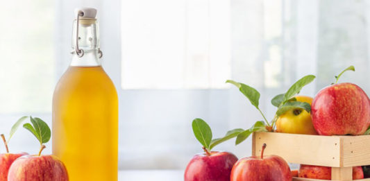 Apple Cider Vinegar Drink Recipe for Weight Loss