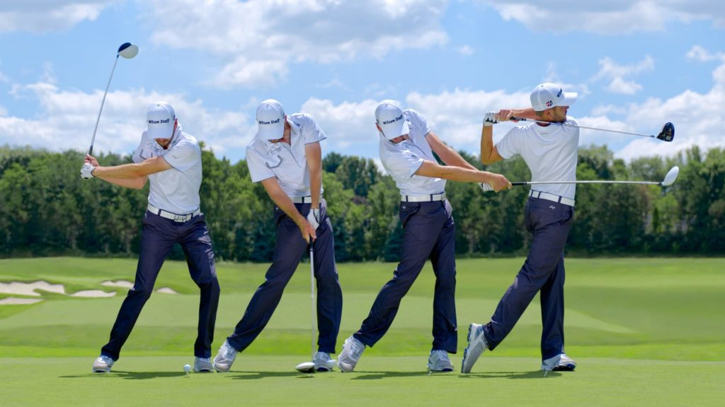 How to Swing a Golf Club: Beginners Guide- Backswing and Downswing