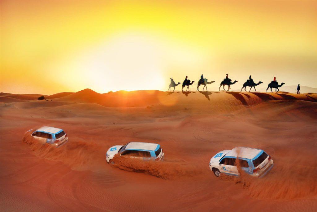 Tips and Tricks to Sustain a Spontaneous Vacation in Dubai- Premium Desert Safari