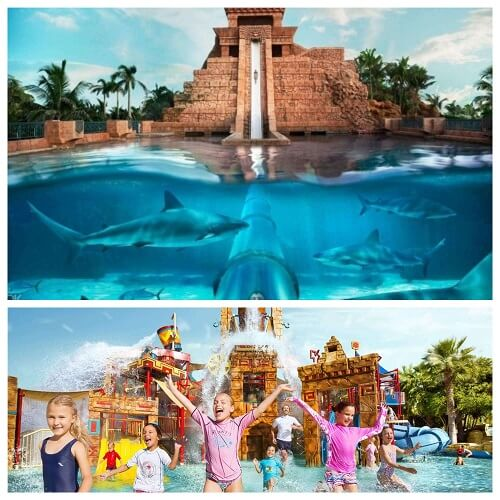 Tips and Tricks to Sustain a Spontaneous Vacation in Dubai-Aquaventure Water Park