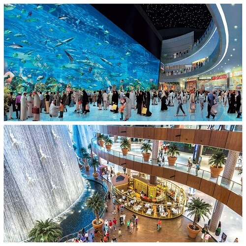 Tips and Tricks to Sustain a Spontaneous Vacation in Dubai-Dubai Mall
