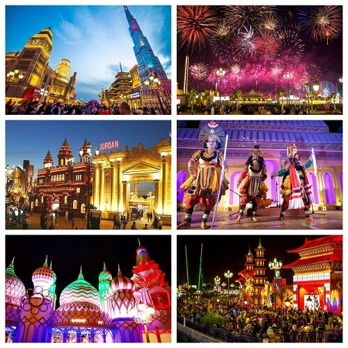 Tips and Tricks to Sustain a Spontaneous Vacation in Dubai- Dubai Global Village
