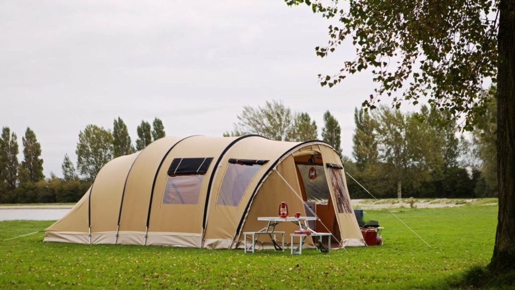 All You Need to Know About a Camping Tent- Tunnel Tents