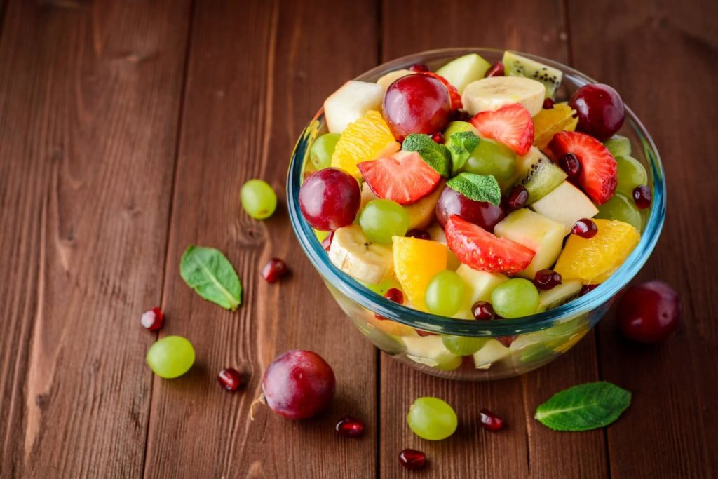 Healthy Diet Ideas to Help You Lose Weight Like a Model- Bowl of Fruit