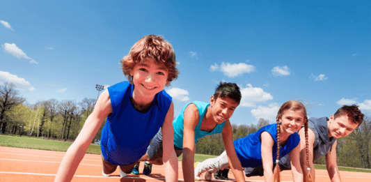 How to Change Your Kids' Behavior Issues With Exercises