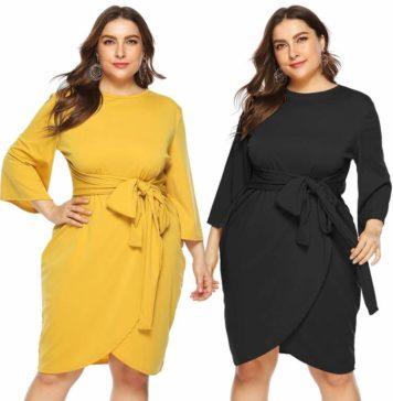 Plus Size Women's Fashion Styling Tricks You Should Know