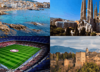 5 Fabulous Attractions in Spain