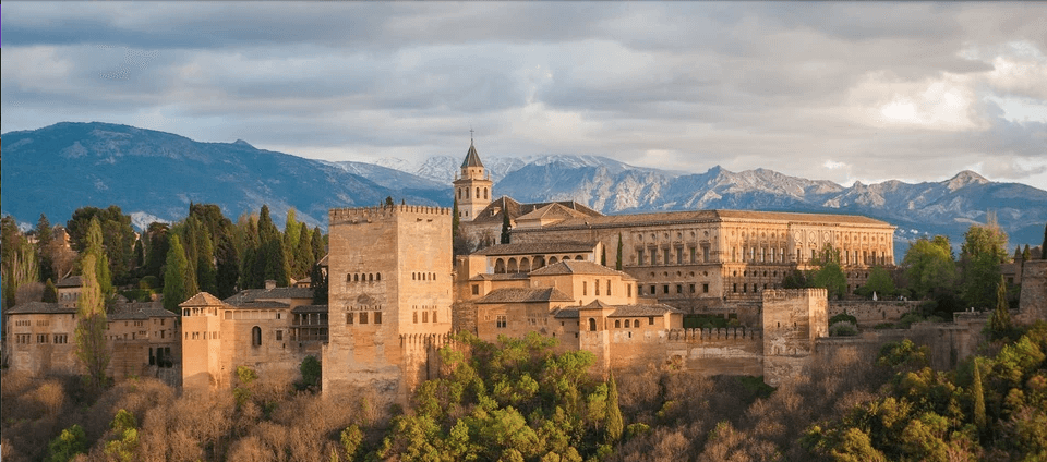 5 Fabulous Attractions in Spain- Alhambra