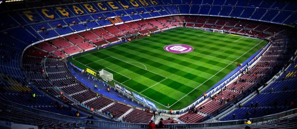 5 Fabulous Attractions in Spain- Camp Nou Soccer Stadium