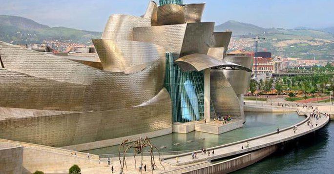 5 Fabulous Attractions in Spain- Guggenheim Museum
