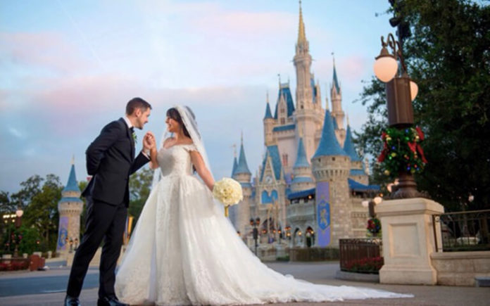 All You Need to Know About a Disney Wedding